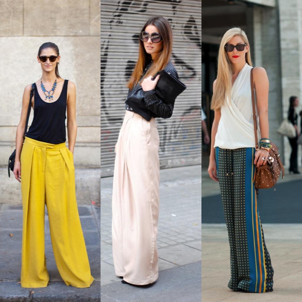 Trend Alert: Wide Leg Pants - NazirahAntigua